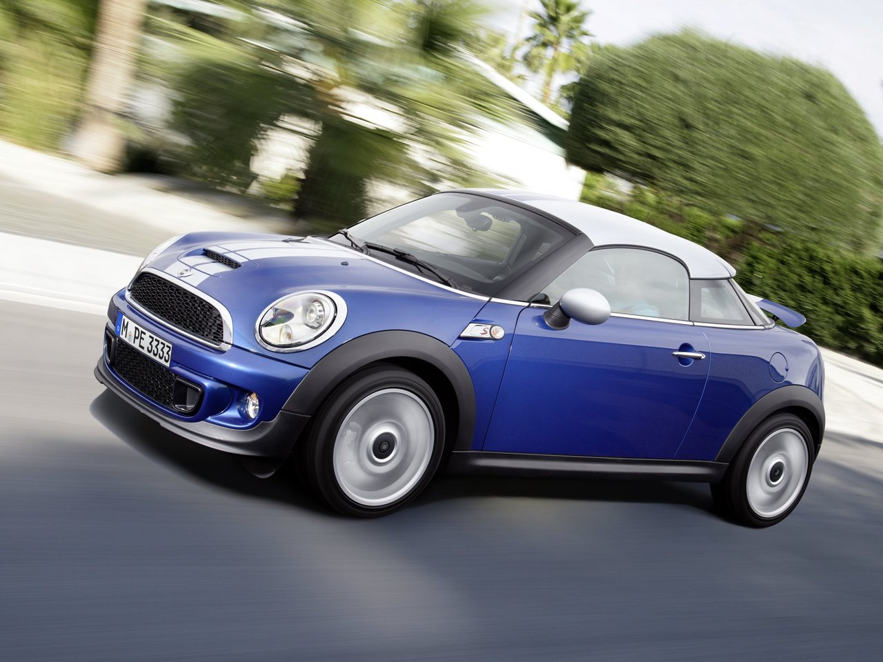 Снимки: Mini Cooper Coupe