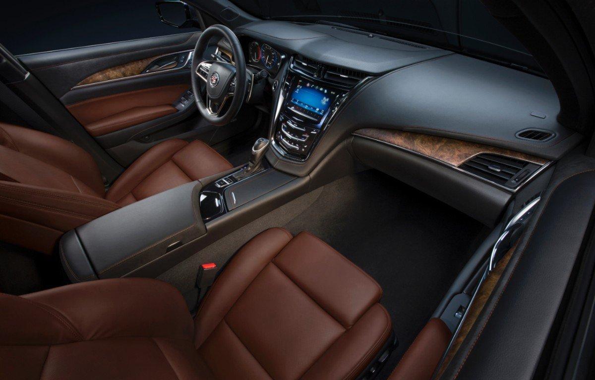 Снимки: Cadillac CTS III
