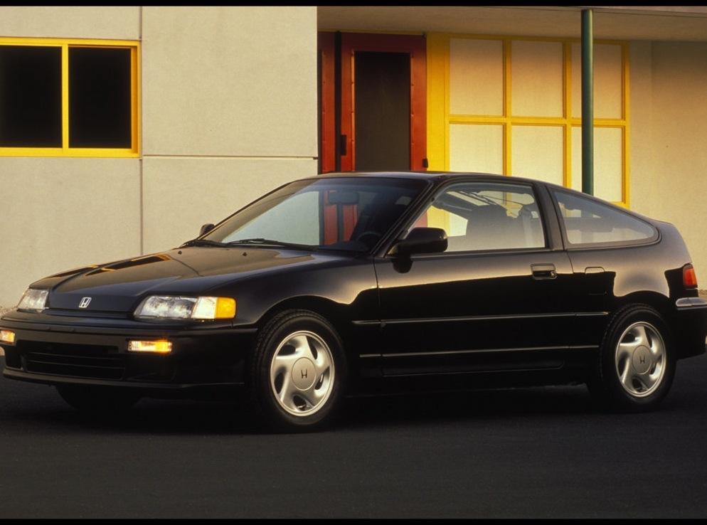 Снимки: Honda Civic  Hatchback 4