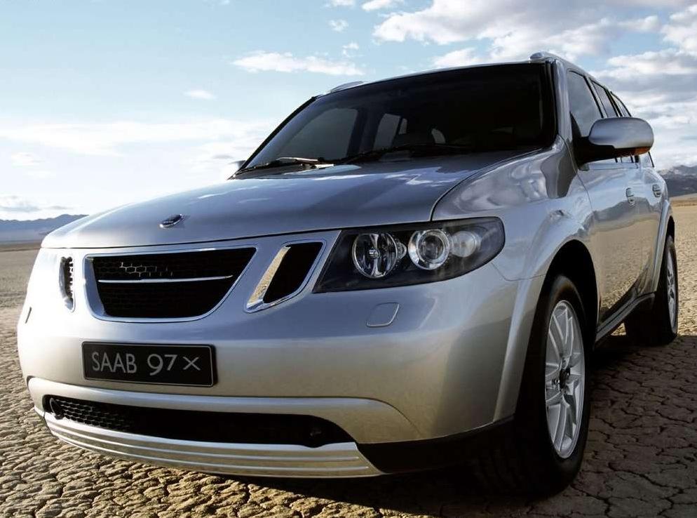 Снимки: Saab 9-7X