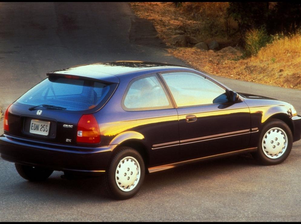 Снимки: Honda Civic  Hatchback 6
