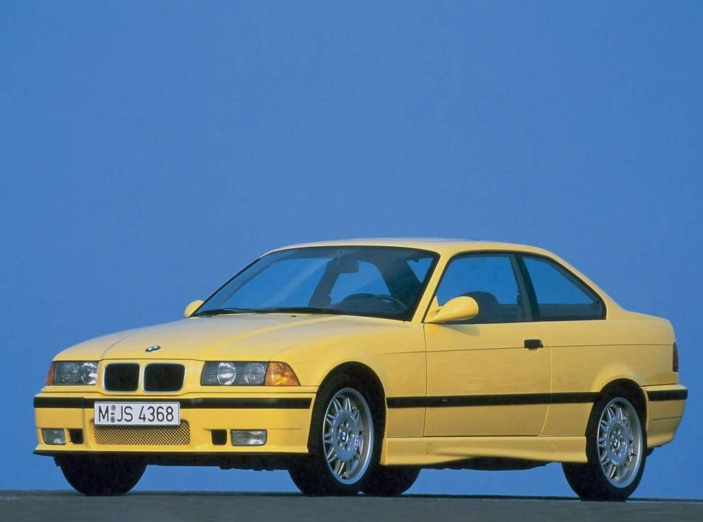 Снимки: Bmw M3 Coupe (E36)