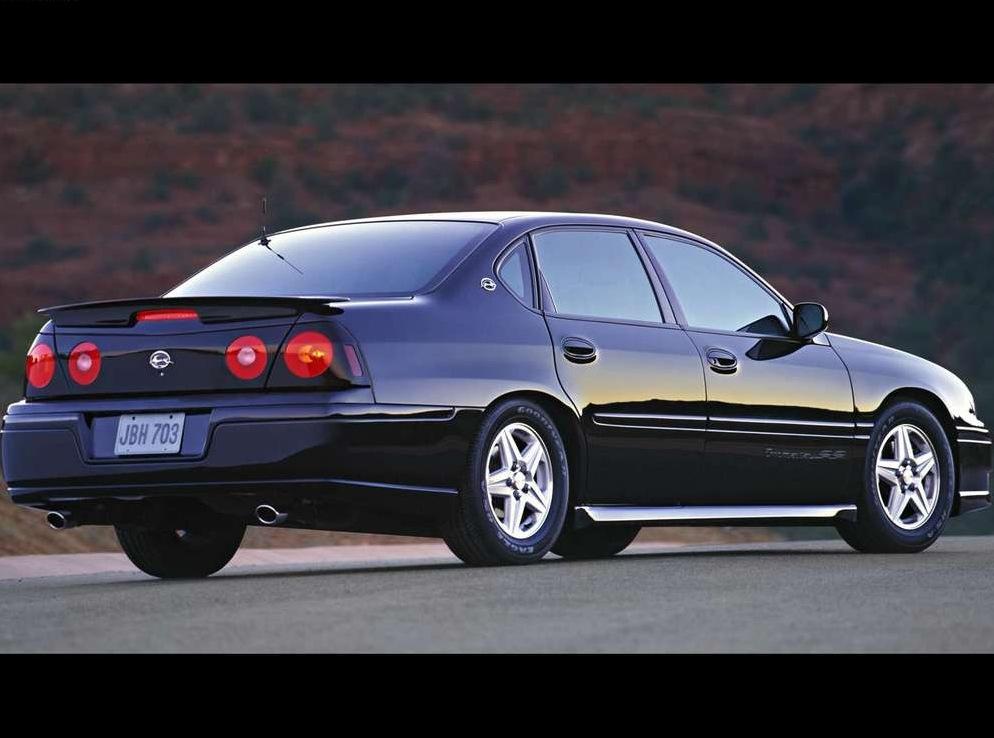Снимки: Chevrolet Impala