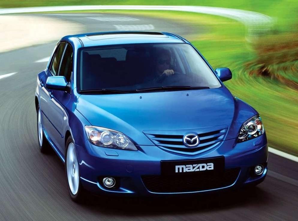Mazda 3 - 2003