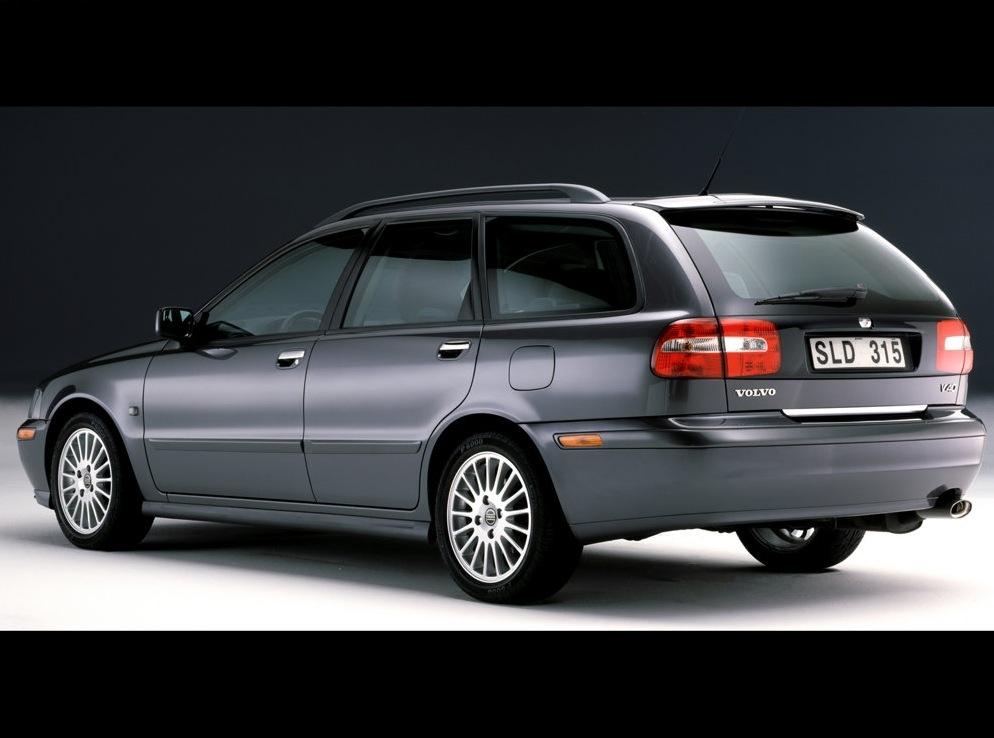 Снимки: Volvo V40 Kombi (VW)