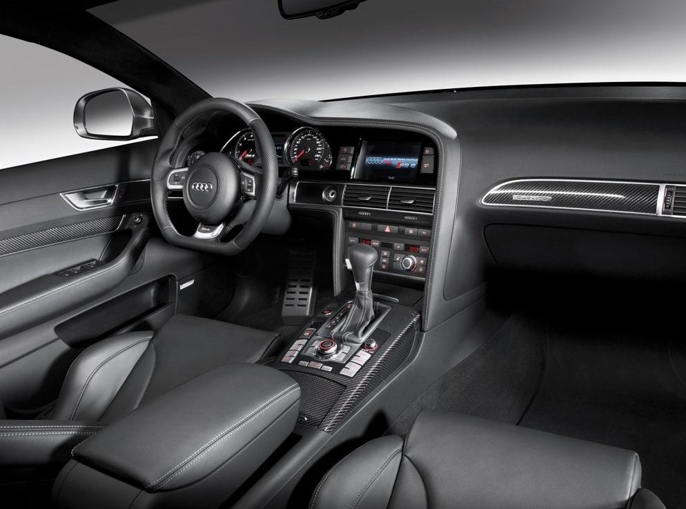 Снимки: Audi RS6 (4F,C6)