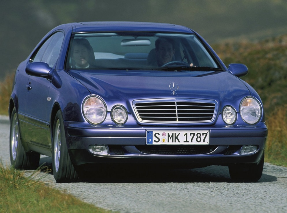 Снимки: Mercedes-benz CLK (S208)