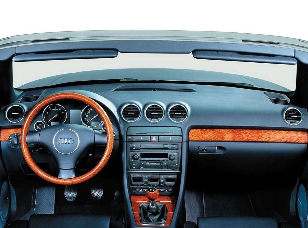 Снимки: Audi A4 Cabriolet (8H,QB6)