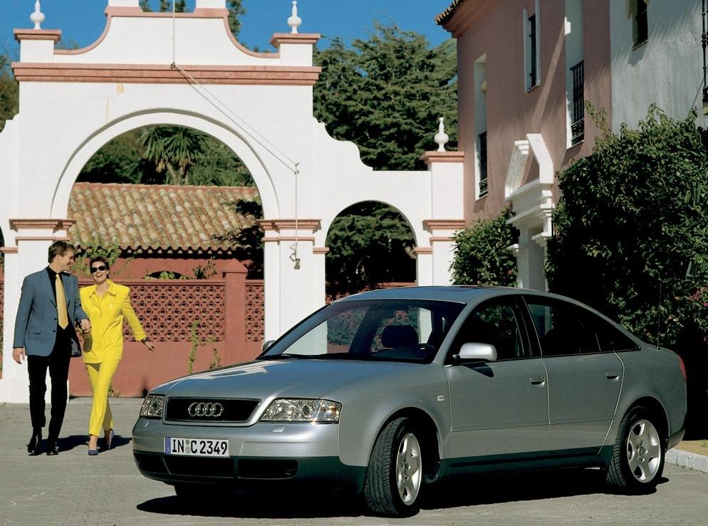 Снимки: Audi A6 (4B,C5)