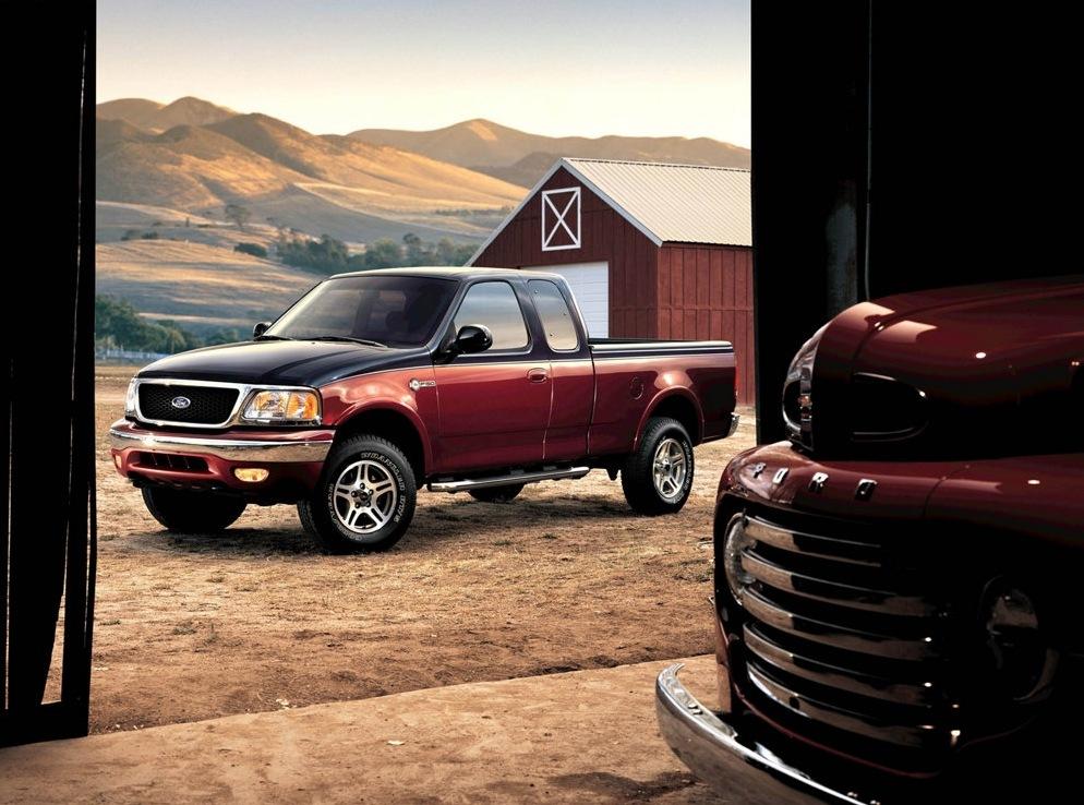 Снимки: Ford F-150