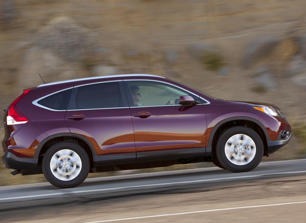 Снимки: Honda CR-V 2012