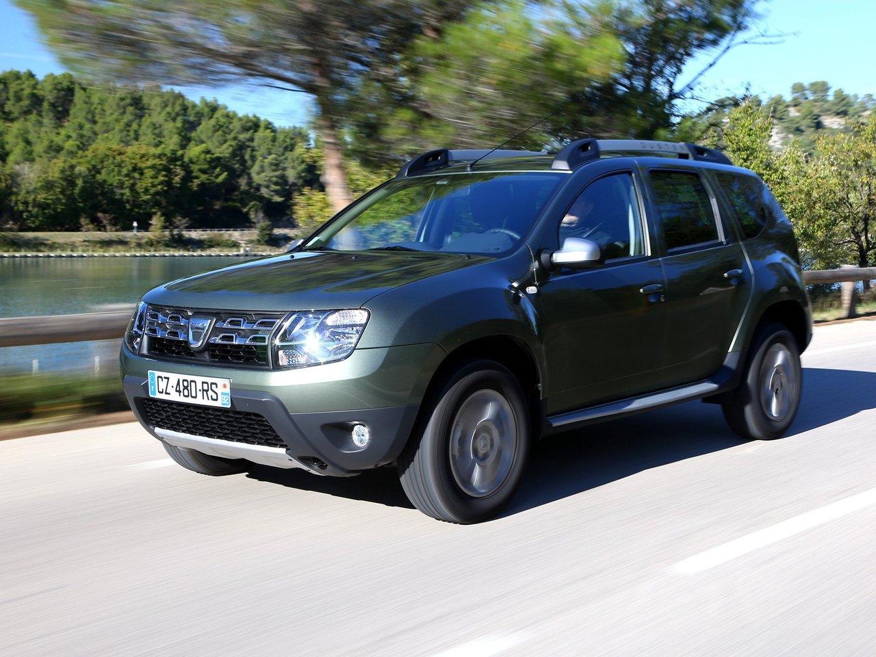 Снимки: Dacia Duster Facelift