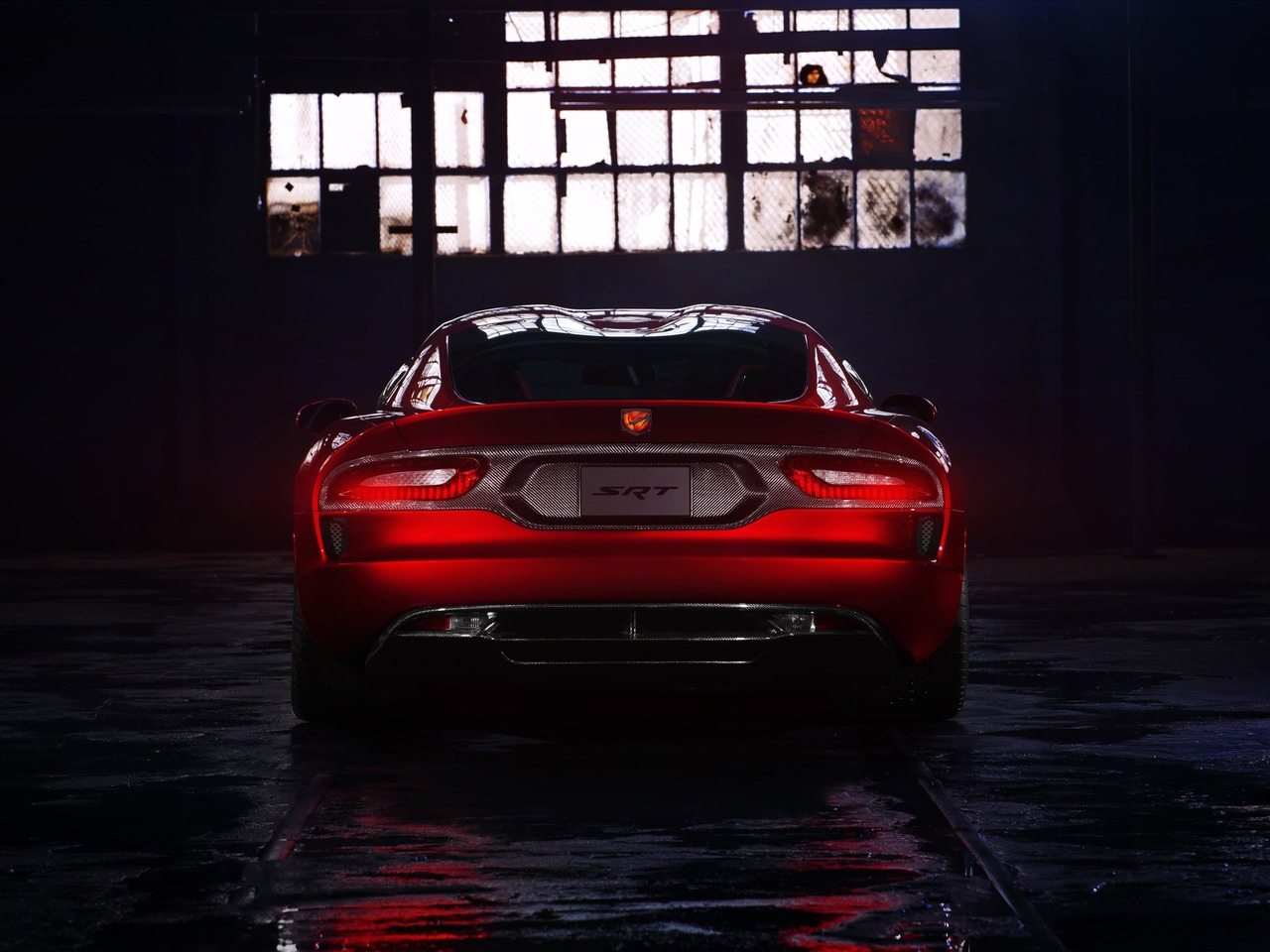 Снимки: Dodge Viper V (2012)