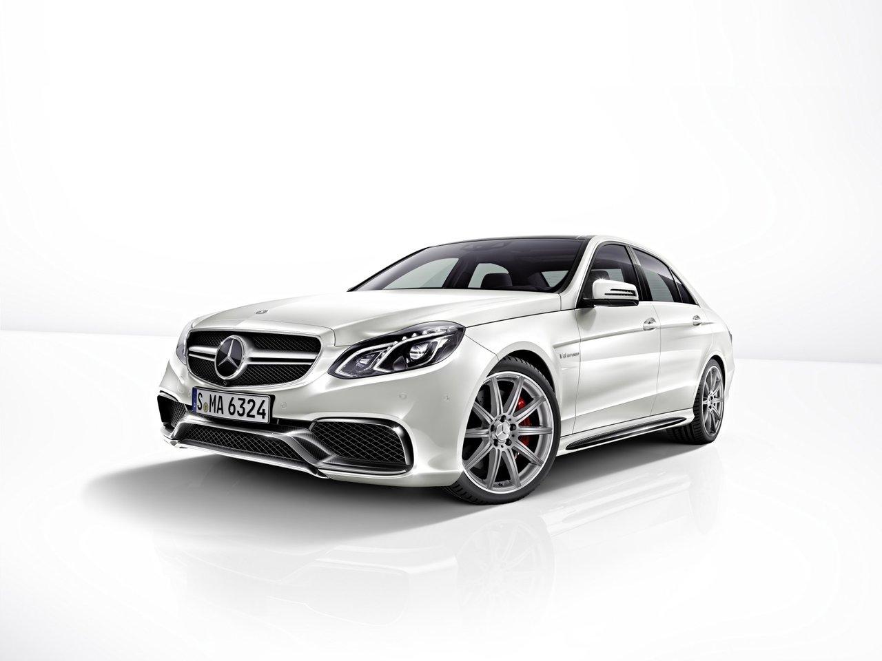 Снимки: Mercedes-benz E-klasse (W212) Facelift