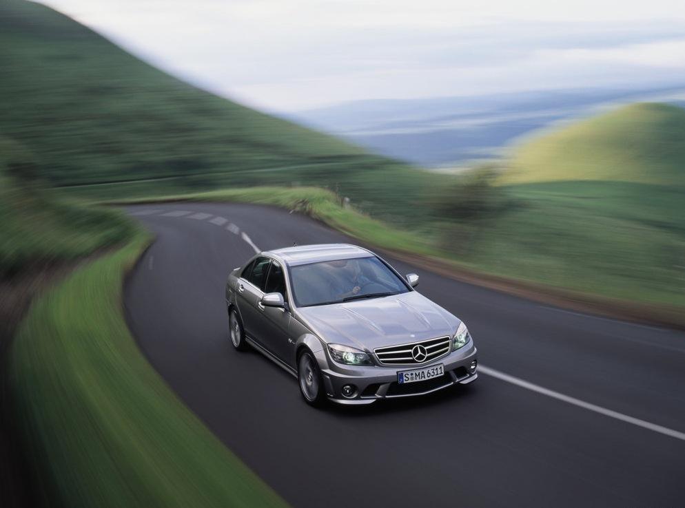 Снимки: Mercedes-benz C-klasse AMG (W204)