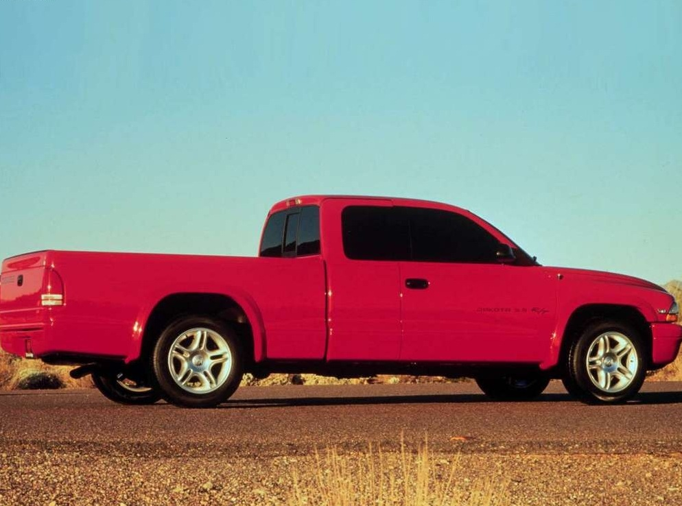 Снимки: Dodge Dakota