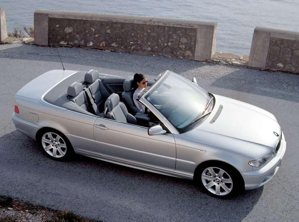Снимки: Bmw 3er Cabrio (E46)