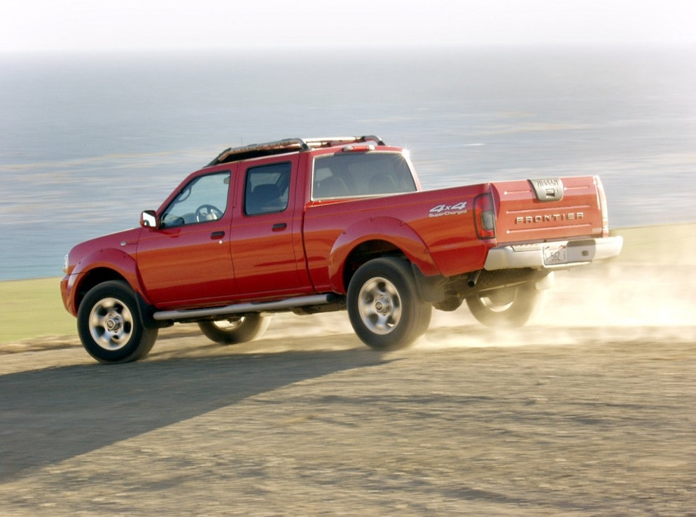 Снимки: Nissan Frontier