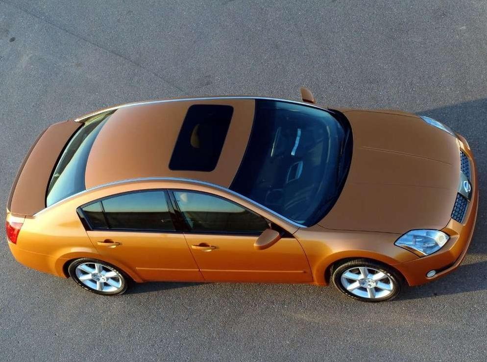 Снимки: Nissan Maxima QX IV (A34)