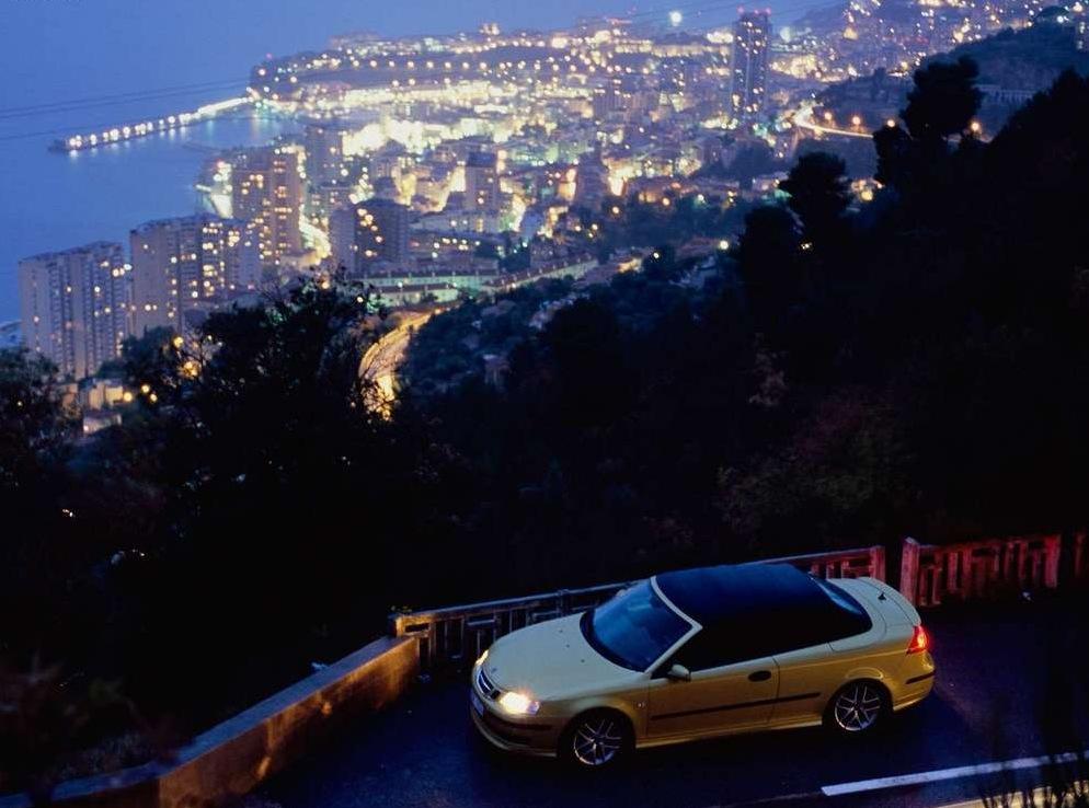 Снимки: Saab 9-3 Cabriolet (E)
