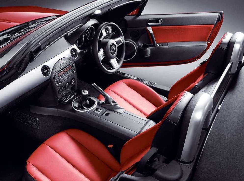 Снимки: Mazda Roadster (NB)