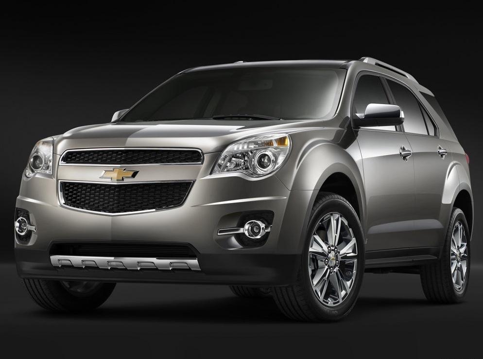 Снимки: Chevrolet Equinox 2