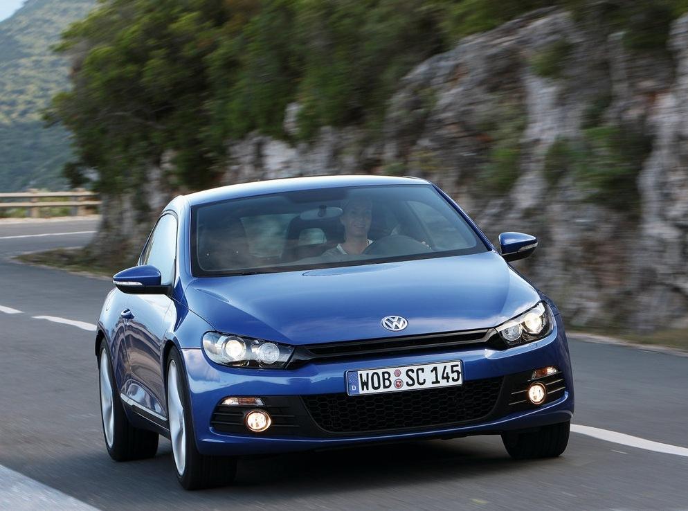 Снимки: Volkswagen Scirocco 3rd