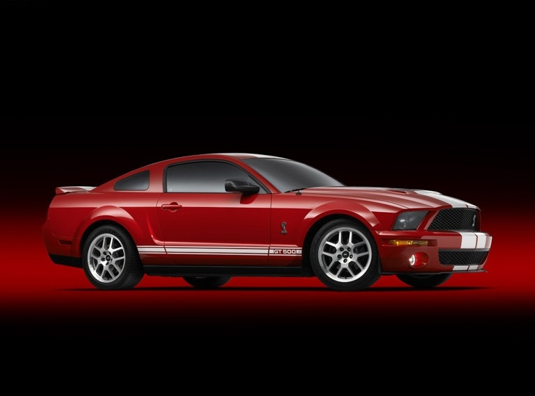 Снимки: Ford Shelby GT 500