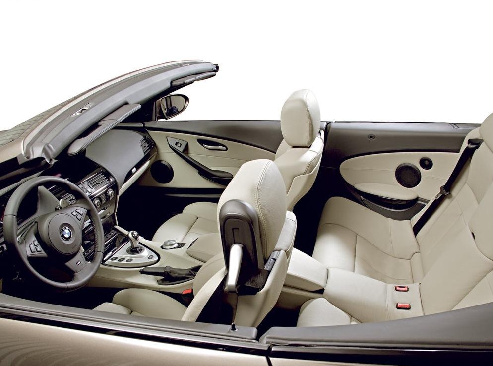 Снимки: Bmw M6 Cabrio (E63)