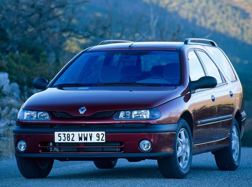 Снимки: Renault Laguna Grandtour 1