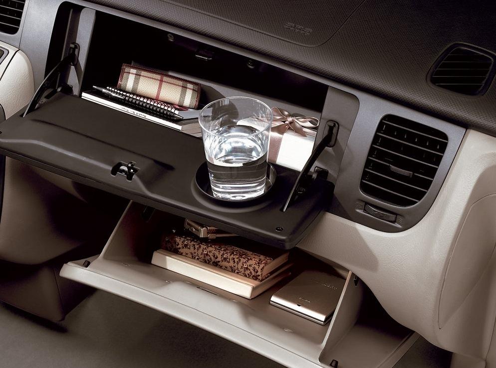Снимки: Hyundai Trajet (FO)
