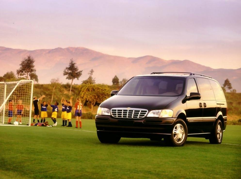 Снимки: Chevrolet Venture (U)