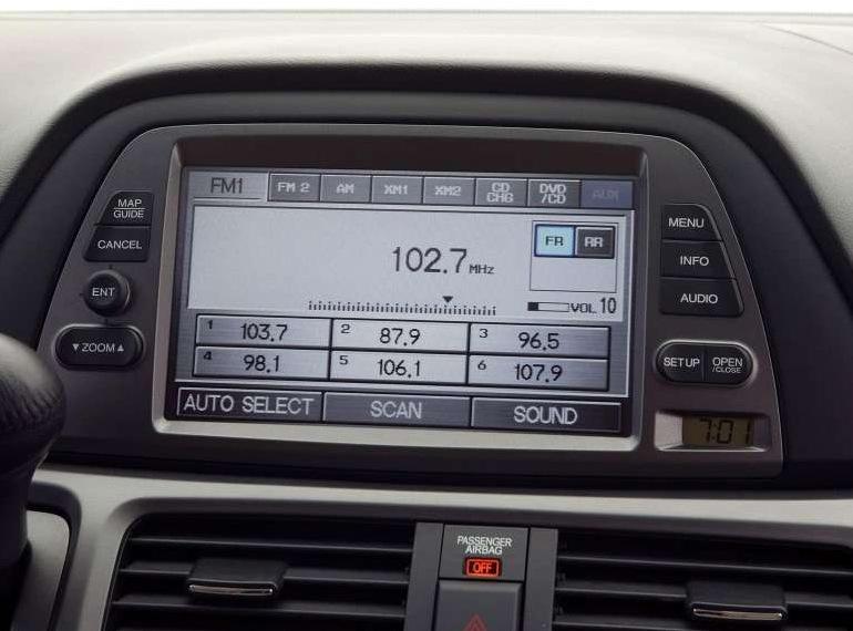 Снимки: Honda Odyssey III