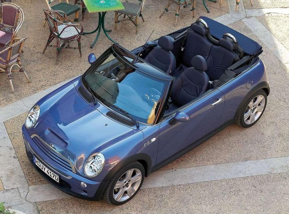 Снимки: Mini Cooper S Cabrio