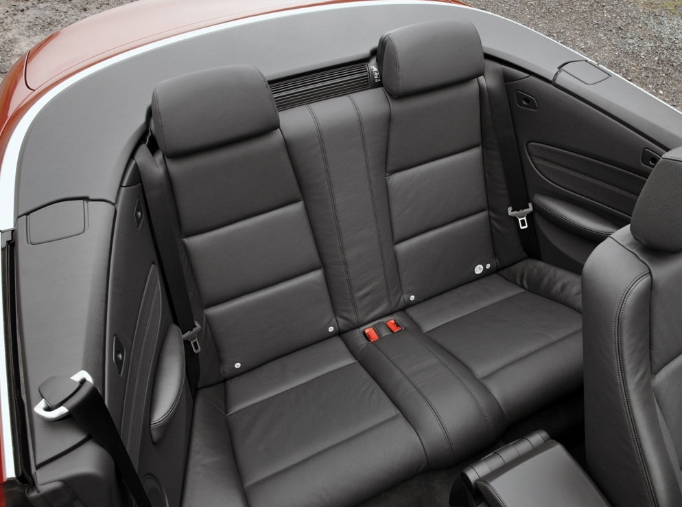 Снимки: Bmw 1er Cabrio (E88)