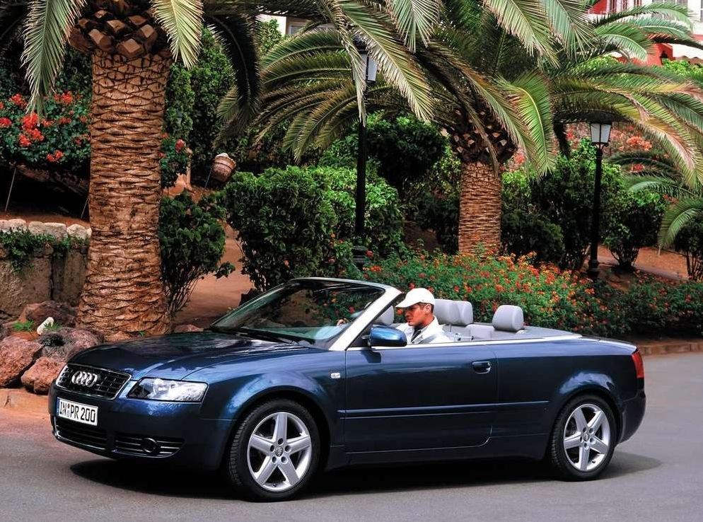 A4 Cabriolet (8H,QB6)