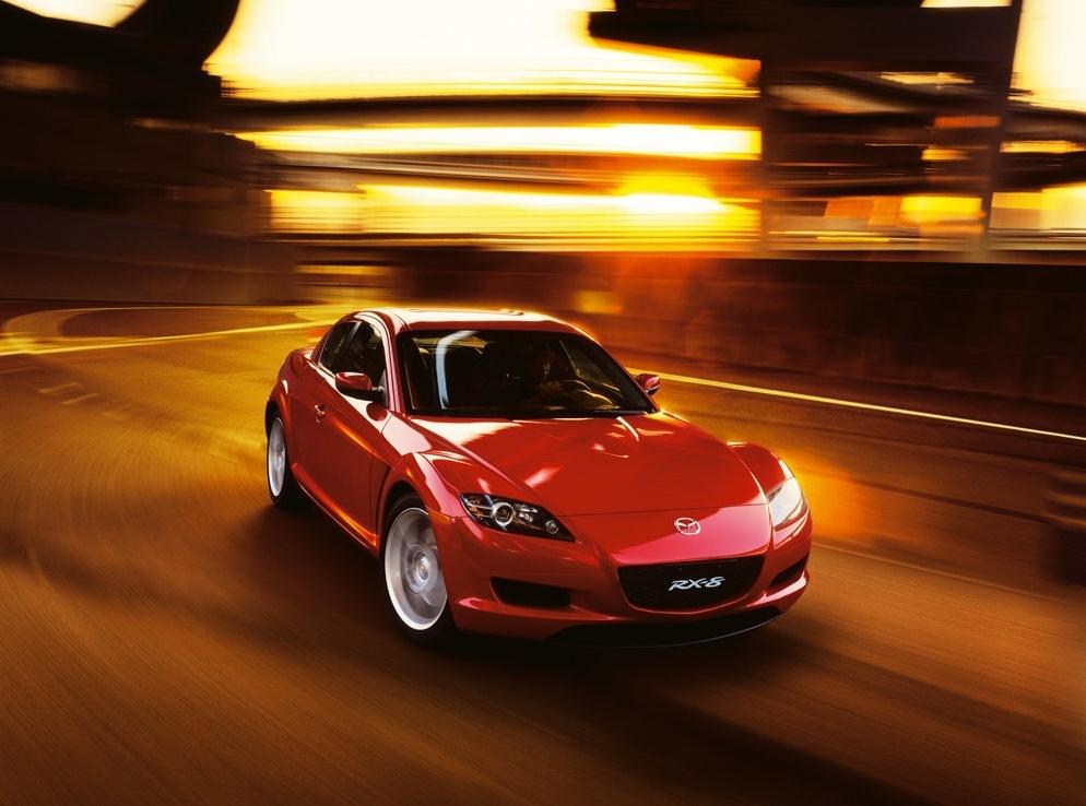 Снимки: Mazda RX-8