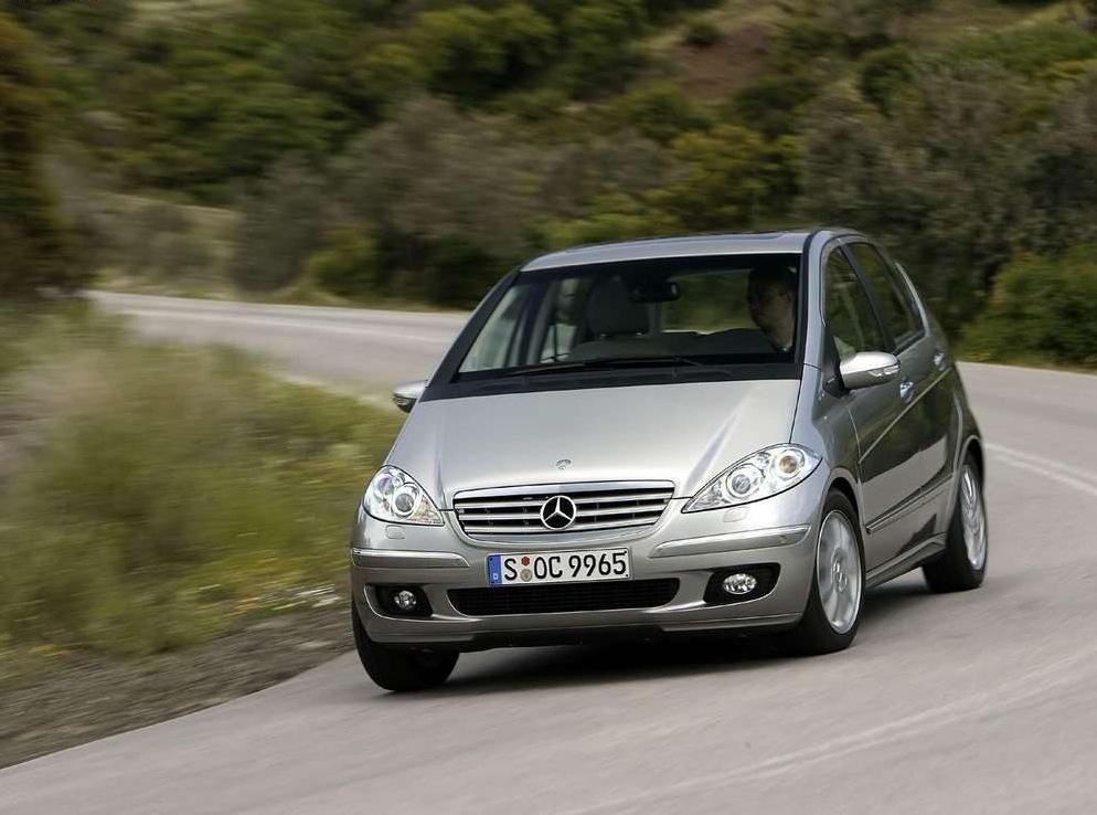 Снимки: Mercedes-benz A-klasse 3-doors (169)