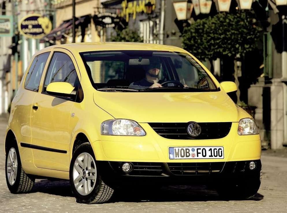 Снимки: Volkswagen Fox