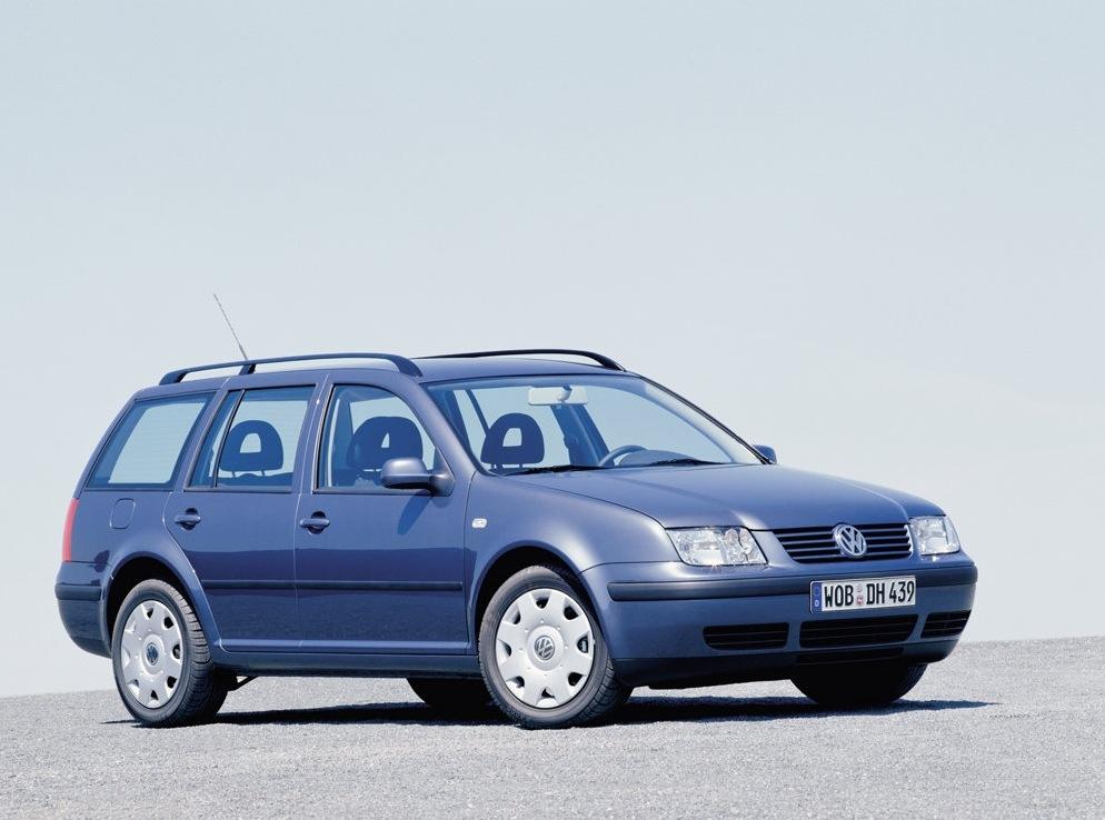 Снимки: Volkswagen Bora Variant (1J6)