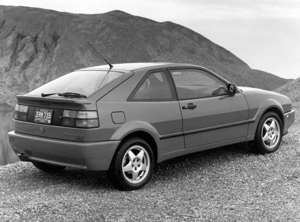 Снимки: Volkswagen Corrado (53I)