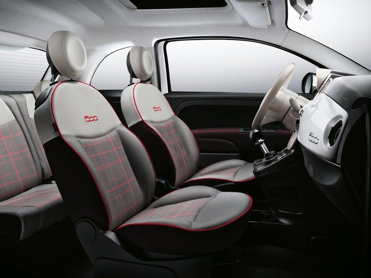 Снимки: Fiat 500 New