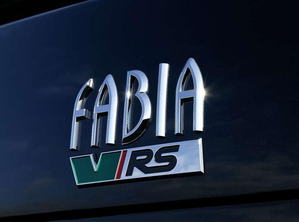 Снимки: Skoda Fabia 1 RS (6Y)