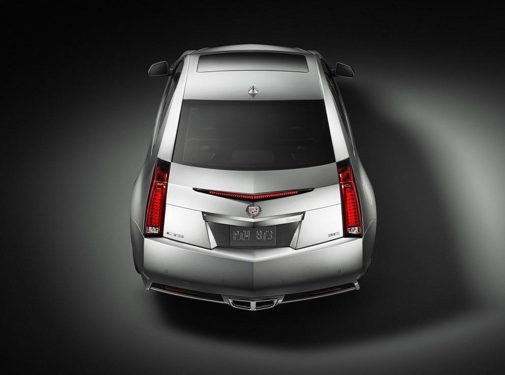 Снимки: Cadillac CTS Coupe
