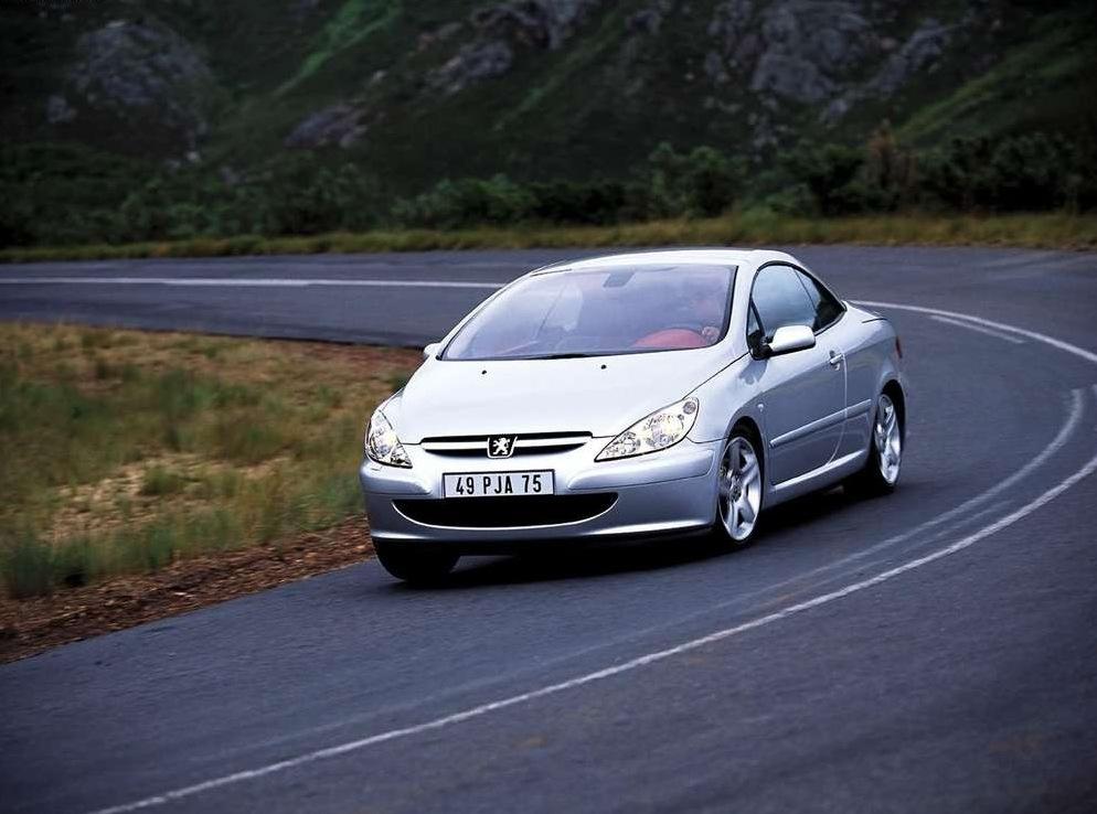Снимки: Peugeot 307 CC