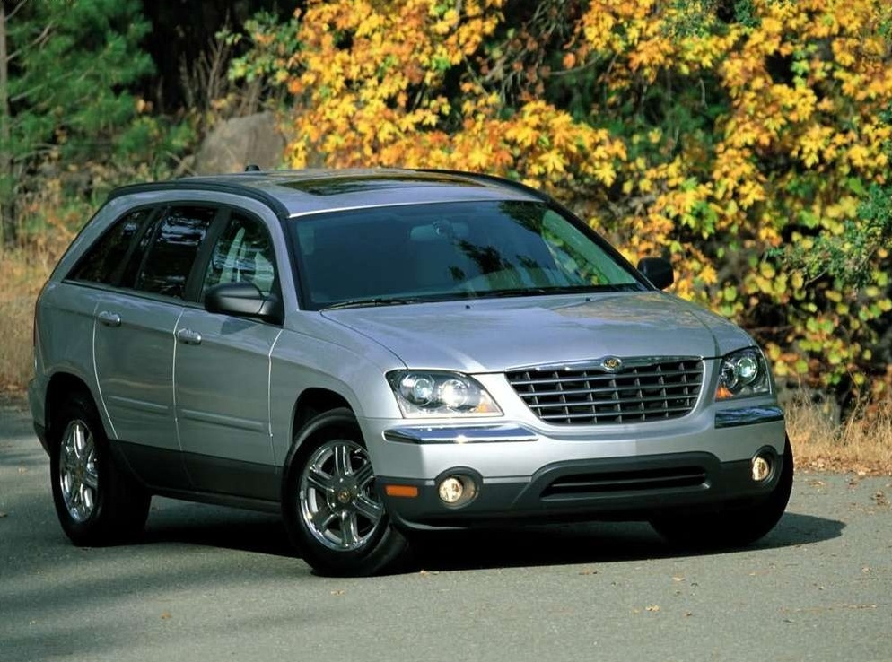 Снимки: Chrysler Pacifica