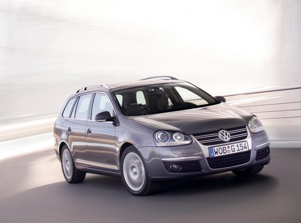 Снимки: Volkswagen Golf 5 Variant