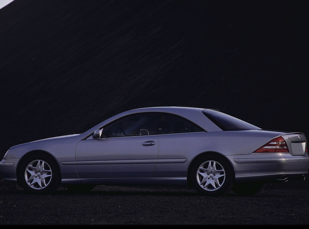Снимки: Mercedes-benz S-klasse Coupe (C215)