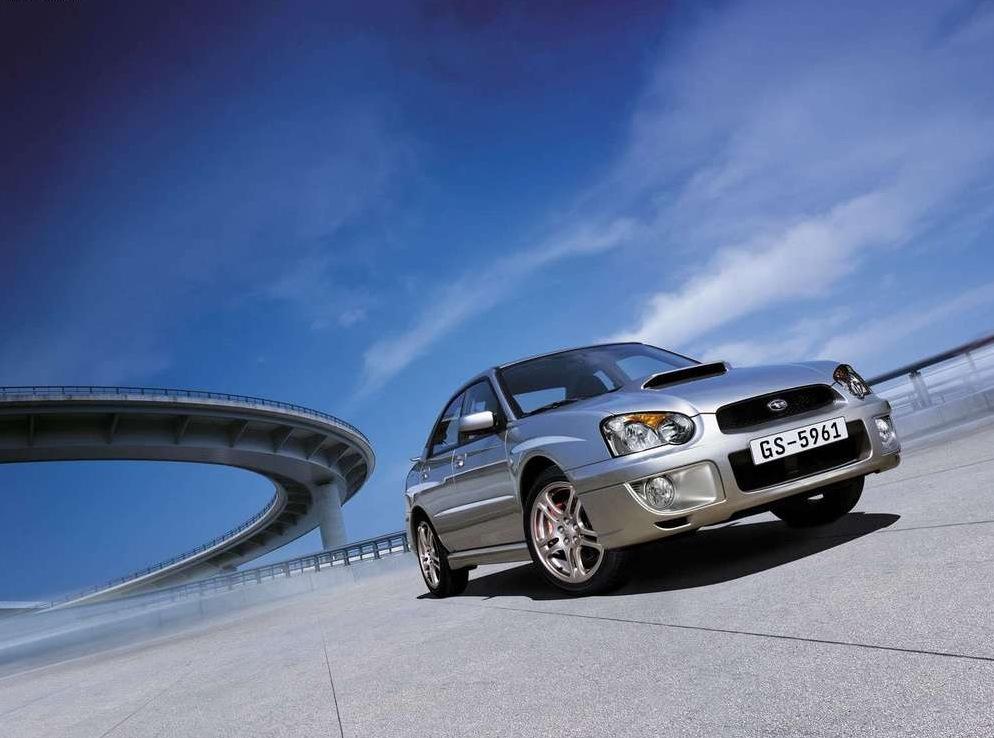 Снимки: Subaru Impreza 2