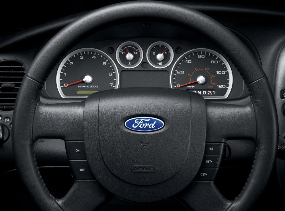 Снимки: Ford Ranger II